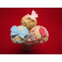 Prosecco Cake Pops - 20 Stück - DreamCake