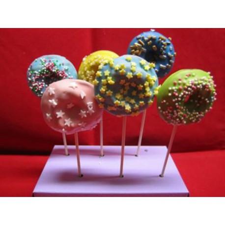 Mini Donuts am Stiel