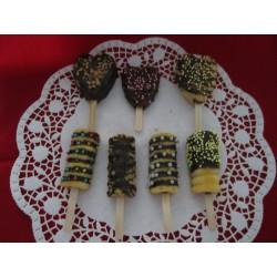 Kuchen Lollies - 12 Stück - DreamCake