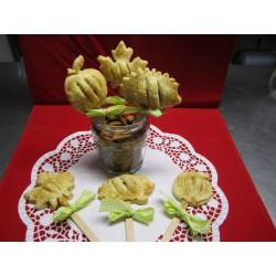 Apfel Pie Pops - 12 Stück - DramCake