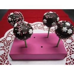 Nougat Cake Pops - 12 Stück - DreamCake
