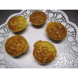 Käse Schnittlauch Muffins - 8 Stück - DreamCake