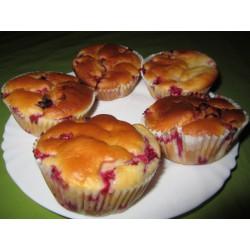 Johannisbeer Muffins - 12 Stück - DreamCake