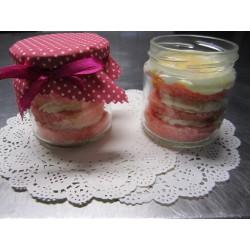 Ombre - Kuchen im Glas 6 Stück - DreamCake