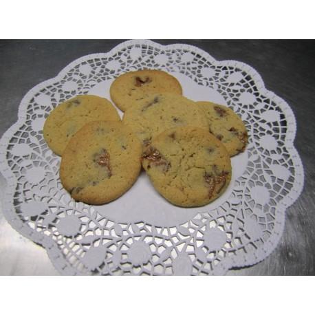 Toffee Cookies gefüllt mit Toffee Sahne 500 gramm