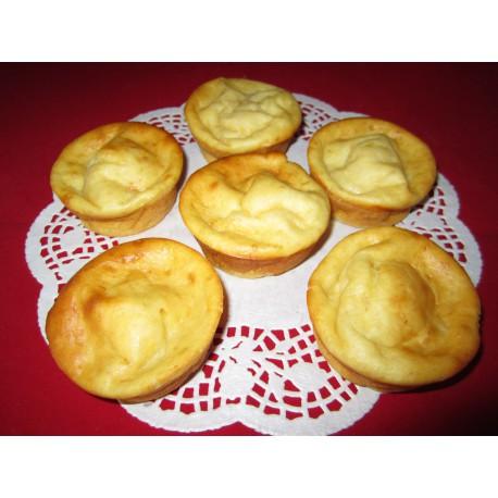 Banane Quark Muffins