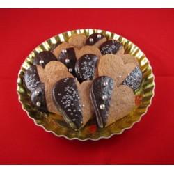 Schokoladen Herzen, 250 gramm