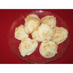 Kokosmakronen, 250 gramm