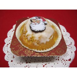 Weihnachts Muffins - 6 Stück - DreamCake