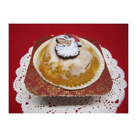Weihnachts Muffins 6 Stück