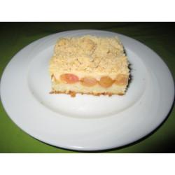 Kirsch Pudding Kuchen mit Streuseln - ca. 28 cm - DreamCake