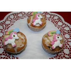 Einhorn Muffins
