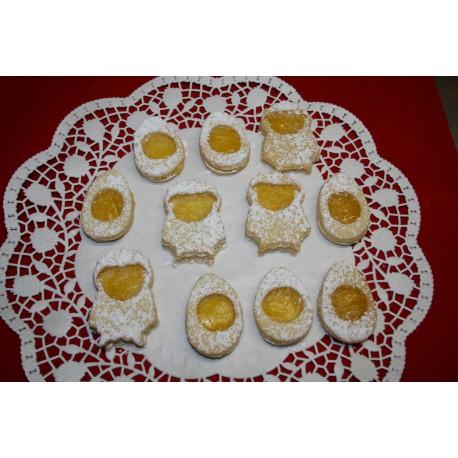 Osterkekse Lemon Curd - 500 gramm - DreamCake