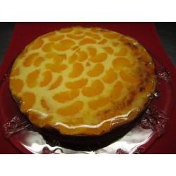 Mandarinen - Käse - Schmand - Kuchen - ca. 28 cm - DreamCake