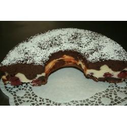 Saftiger Cheesecake Schokoladenkuchen ca. 26cm