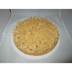 Veganer Apfelkuchen mit Zimtstreusel - ca. 28 cm - DreamCake